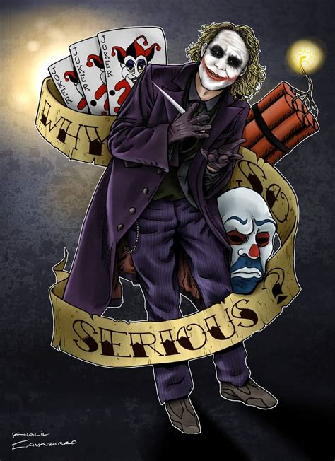 Joker Tattoo Ideas and Joker Tattoo Designs