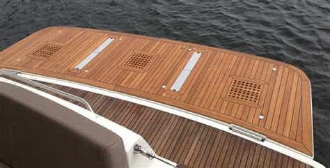 boat swim platform extension how to upgrade your boat with a hydraulic swim platform