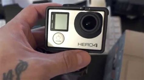 Pasaran Gopro 4 Silver gopro 4 silver edition unboxing