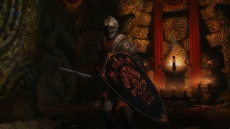 skyrim knight of skeleton armor mod dark souls elite knight at skyrim nexus mods and community