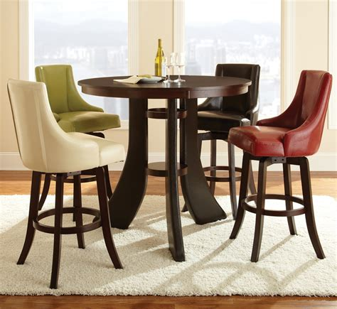 chairs bar stools and tables pub tables and stools homesfeed