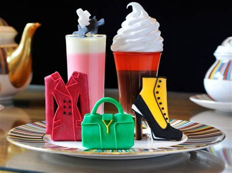 themed afternoon tea london pr 234 t 224 portea the berkeley london s fashion themed