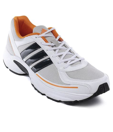 www adidas sports shoes adidas galba white sport shoes price in india buy adidas