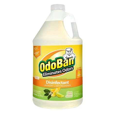 Multi Purpose Cleaner odoban 1 gal citrus odor eliminator and disinfectant