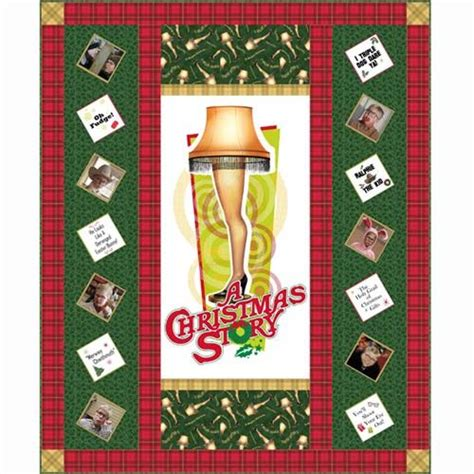 a christmas story quilt pattern free christmas patterns