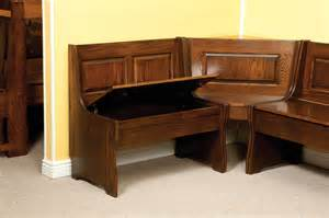 Nook tables and dining room furniture amish oak in texas