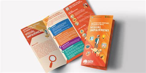 leaflet design hong kong hku sen support leaflet design cranes media branding