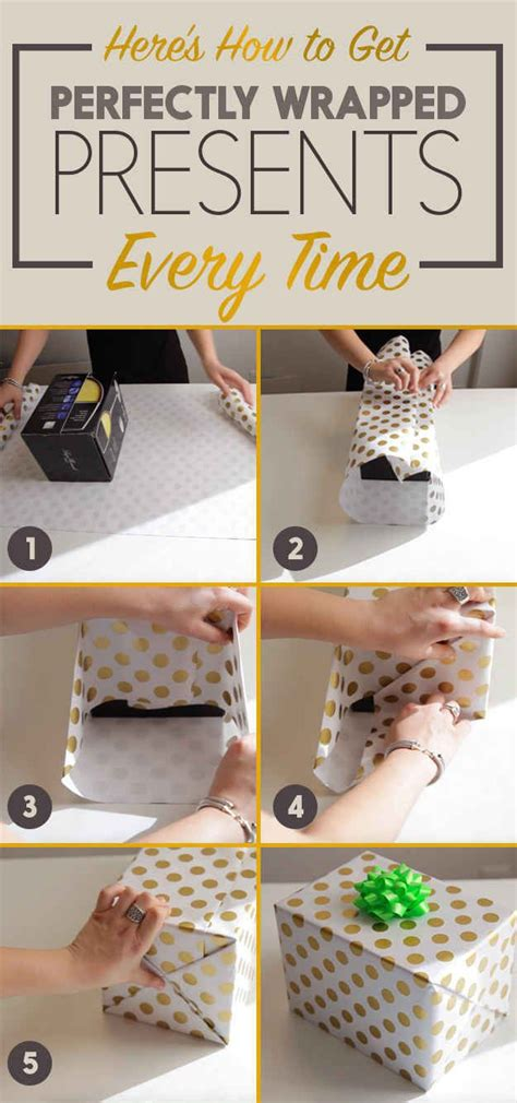 how to wrap presents 25 best ideas about how to wrap presents on pinterest