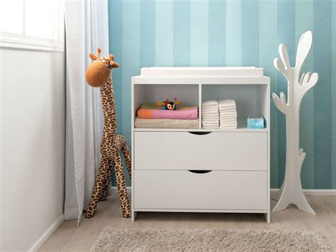 change table with drawers mocka