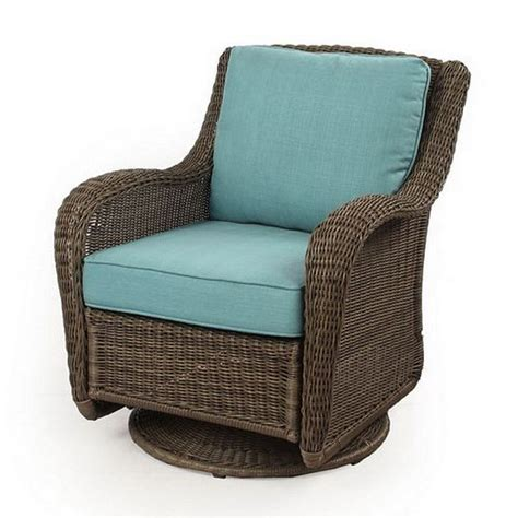 Swivel Wicker Patio Chairs Sonoma Outdoors Presidio Wicker Swivel Chair Patio Pinterest Rocking Chairs Swivel Chair