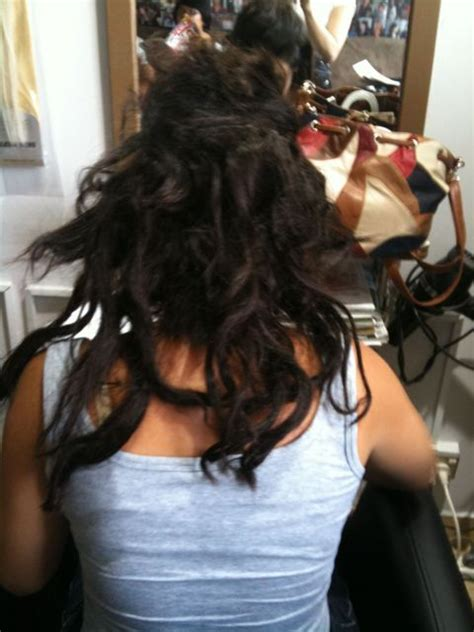 Has Matted Hair by Tangled Hair Techs Deal With Hair Extension