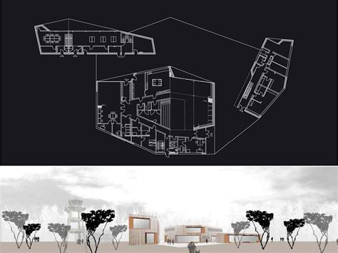 youth center floor plans international youth center in oberschlei 223 heim atelier 30 archdaily