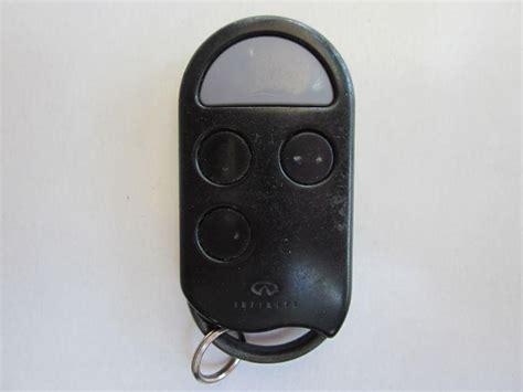 infiniti key programming purchase oem infiniti remote keyless entry key fob
