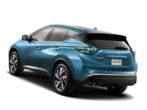 Review Nissan Murano 2015 Nissan Murano Review