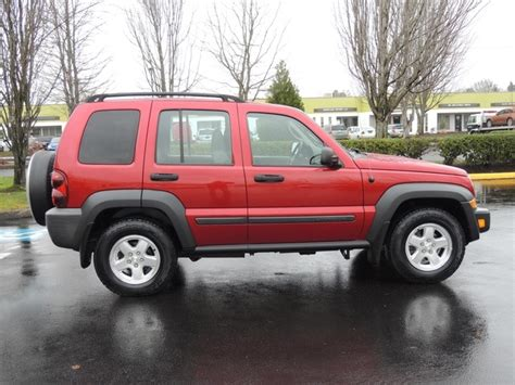 2006 Jeep Liberty Diesel 2006 Jeep Liberty Sport 4x4 Turbo Diesel 1 Owner