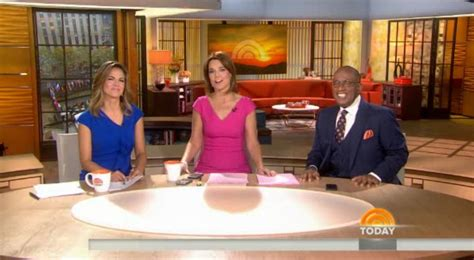 Todays Shows by Today Show S New Set Unveiled