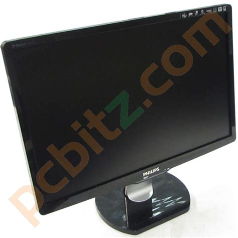 Monitor Lcd Philips 16 philips 220cw 22 quot widescreen lcd monitor grade b monitors screens