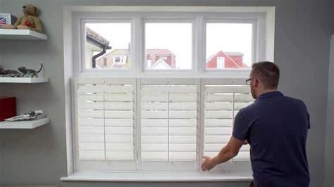 Bay Window Window Treatments Window Shutter Glossary Caf 233 Style Shutters Youtube