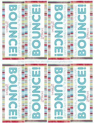 bouncy printables the world s catalog of ideas