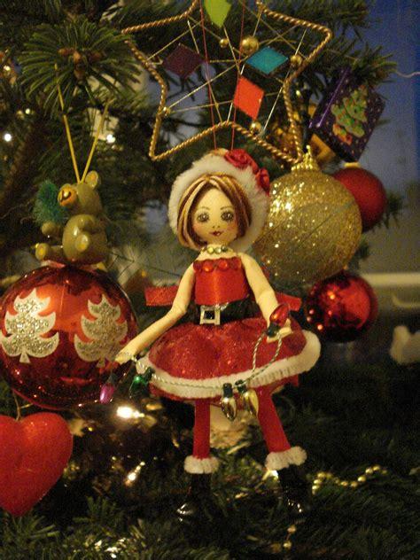 victoria stitch christmas tree fairies