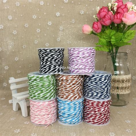 Handmade Materials - 10m diy paper ᐂ twine twine rope string wedding