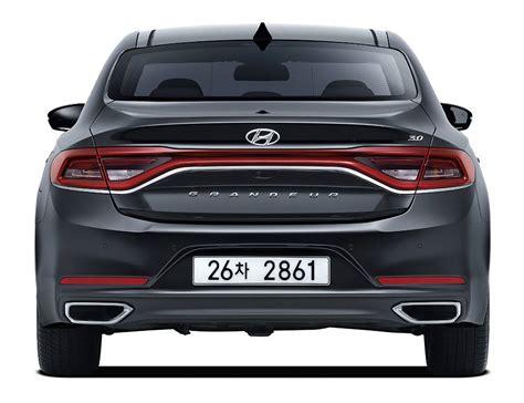 Korean Car Types by Hyundai S All New Azera Grandeur Demonstrates Fresh