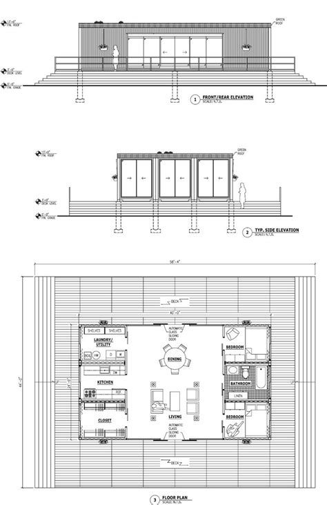 shipping container home floor plan shipping container floor plan casas pinterest