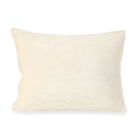 latex pillow bed bath and beyond my first memory foam youth pillow in cream bed bath beyond