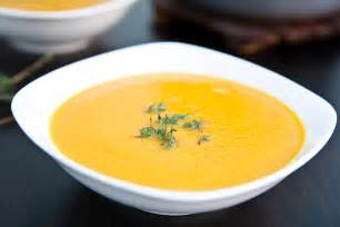 eclectic recipes coconut curry butternut squash soup
