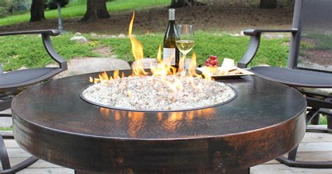 propane pits with glass rocks burning rocks for pit pit design ideas