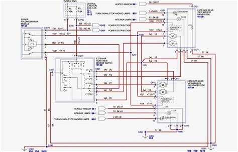 heated mirror wiring diagram astro wiring diagram