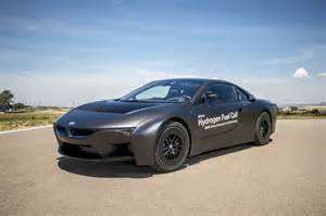 Bmw Fuel Bmw Hydrogen Fuel Cell Prototypes Now Testing Production