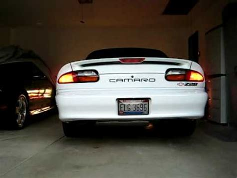 2002 camaro exhaust 2002 camaro z28 exhaust stock