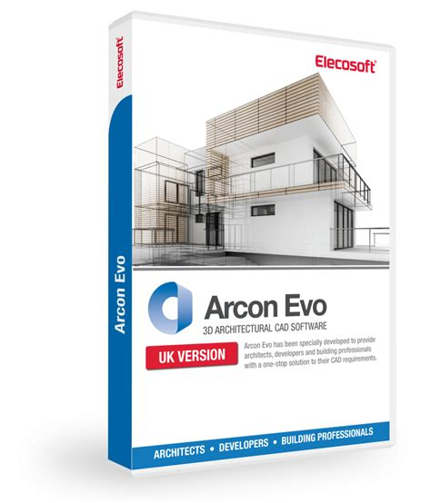 uk house design programs arcon evo 3d architectural cad software elecosoft