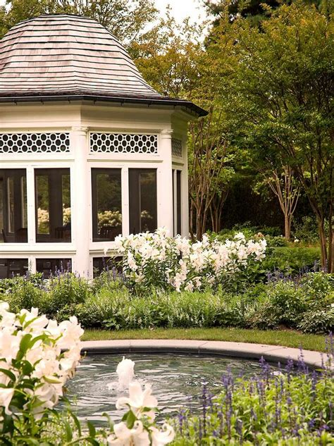 Outdoor Gazebo Rooms 44 Best Images About Garden Fountains On