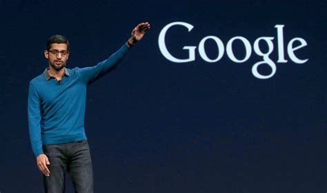 Sundar Pichai Education Mba by Sundar Pichai Is New Ceo 7 Things To About