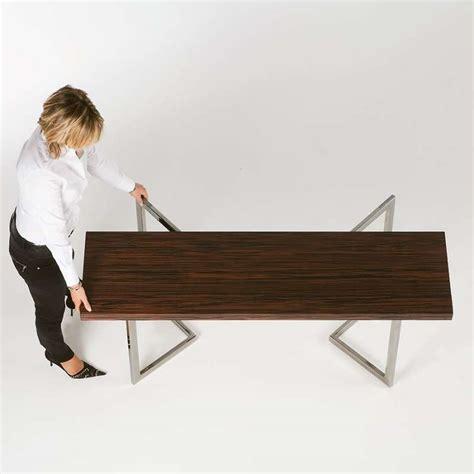 table console modulable en bois et m 233 tal giravolta r 233 f