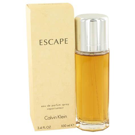 Parfum Calvin Klein Escape calvin klein escape 3 4oz parfum s eau de brand ad