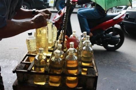 Botol Bensin Eceran harga bensin eceran di kutai timur melambung