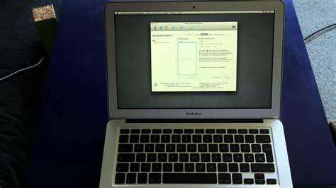 Northeastrn Mba Transcript by Apple Macbook Air 2011 L 246 Schen Und Neu Installieren