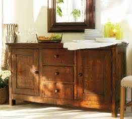 Buffet For Dining Room Remodelaholic How To Decorate A Buffet