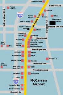 Map Las Vegas Hotels by Map To The Cashman Convention Center Site Of The