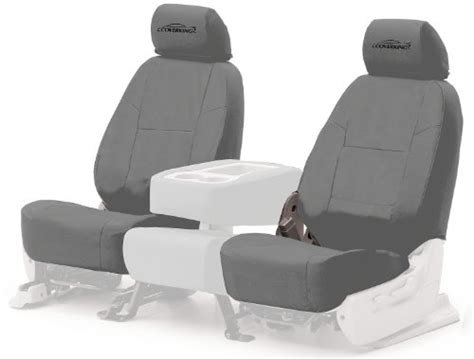 toyota 60 40 bench seat coverking custom fit rear 60 40 bench seat cover for select toyota matrix models