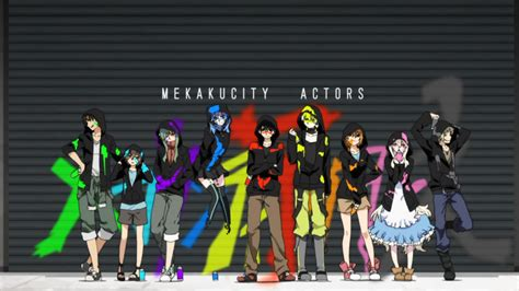 wallpaper anime mekakucity actors spring 2014 anime final thoughts anime anemoscope