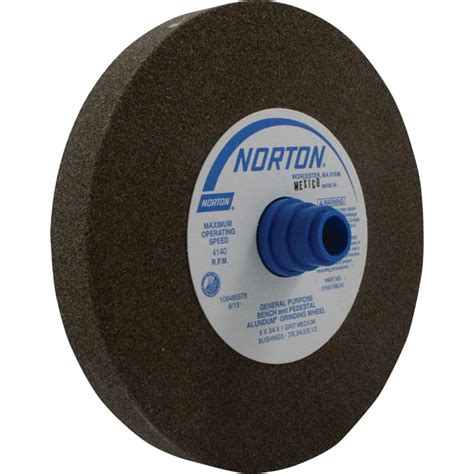 norton bench grinder wheels free shipping norton general purpose grinding wheel
