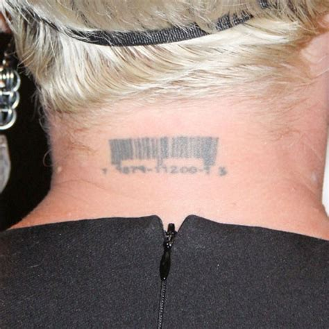 barcode tattoo pink pink tattoos and meanings