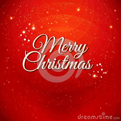 traditional merry christmas card typographic labe stock image image