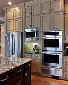 Double Oven Kitchen Design double oven kitchen pinterest