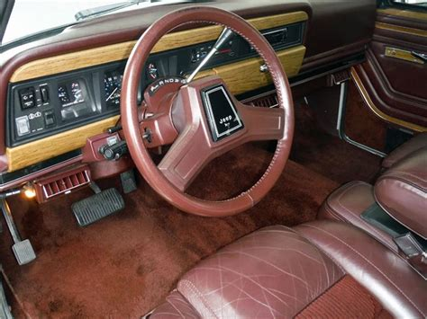 1989 jeep wagoneer interior 1989 jeep grand wagoneer ltd 180844