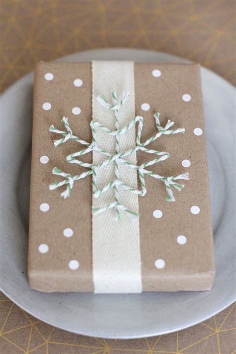 Handmade Gift Wrapping Ideas - 30 gift wrap ideas